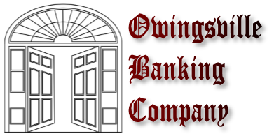 Owingsville Banking Company Logo